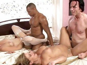 Phyllisha Anne And Jordan Kingsley Have A Great Fuck