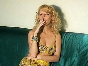 Mistress Marilyn - Smoking 1