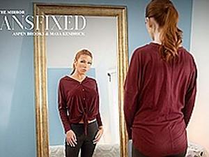 Maya Kendrick In Transfixed - Through The Mirror - TransFixed
