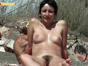 Nice Tits Round Ass And Hairy Pussies Naked Beach Milfs Spy