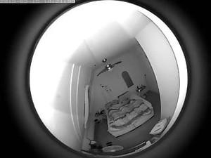 Ik Kwam De Kamer In , Betrapte Haar Dank Aan Spycam