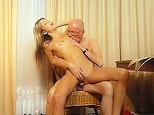 Gina Gerson Old Man Office Fuck - Porn Video 291 Tube8