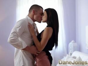 Dane Jones Sexy Belarusian Woman Kate Rich Enjoys Kinky Blindfold Sex