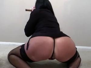 Smokin & Masturbatin