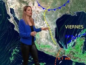 Ana Cecy González Cameltoe En Pantalon De Latex Ajustado HD