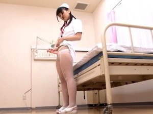 Japanese Nurse Femdom CFNM