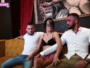 SUGARBABESTV: GREEK NEXT TOP PORNSTAR CASTING PART 1