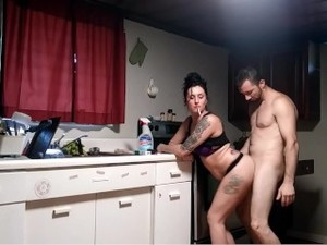 Smoking Jewels, Smoking Voyuer, Fucked From Behind With Cumshot