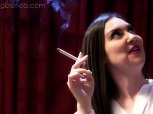 My Brittany Shae [SMOKING AND EROTICA]