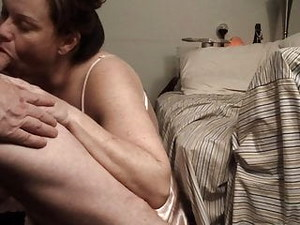 Promised The Maid I Wouldn't Cum In Her Mouth (But I Lied)