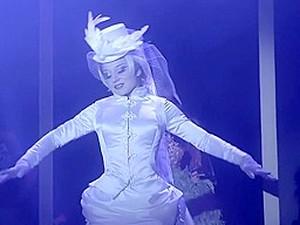 Burlesque Strip SHOW 84 Inga Ingenue In Cabaret