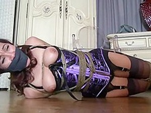 Tied Up By Her Step Mother