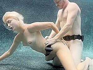 Underwater - Double Darling 2