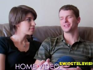 Couple Enjoys A Naughty Role-play
