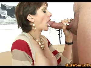 Lady Sonia Cum In Mouth