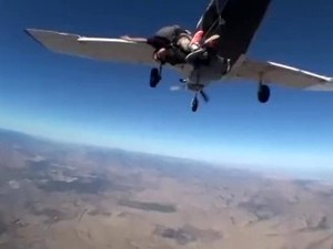 Skydive Hollister 2014-01-13