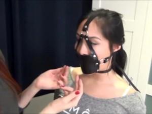 Renees Bondage Workshop_ Knebeltest_Gag Test Part 3 - Episode 18