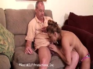 Stacie Starr MILF708 - Horny Milf Fucks The Husband At Her Airbnb