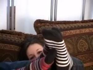 Black Socks Smell