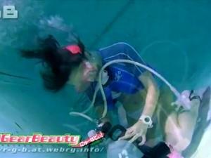 Japan Underwater Beauty