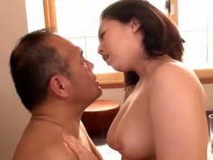 Temptation Of Daughter In Law - Kanna Shinozaki