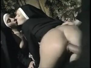 Priest & Two Nuns