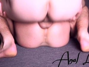 MAKE ME SCREAM PAINFUL AND CUM IN MY ASS NOT TOO FAST - Anal Lover 4K