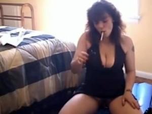 Smoking Denise