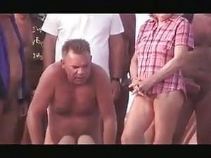 Naaktstrand Seks Exhibicionisme