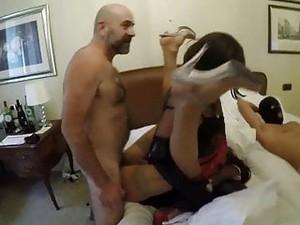 Orgy With Crossdressers III