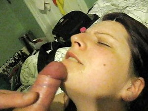 Deepthroat And Cum Blast Facial