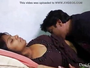 Desi Lovers Romance Homemade