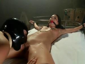 Mr. Pete, Kara Price And Nikki Daniels In Startling Bdsm Group Sex Video