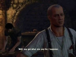 The Uncharted Series