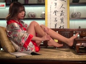 Asian Nylon Feet S.p.