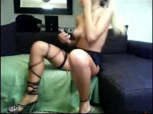 Swingers Foursome Amazing Blonde Cam Chat WHO KNOW THE NAME ??