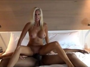 Slutty Wife Cheating On Husband With Her First BBC During Honeymoon