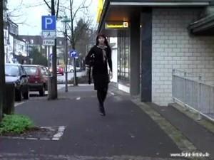Lady Pantera - Latex, Leather, Corset & High Heels - 210