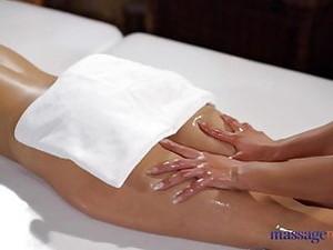 Massage Rooms Busty Brunettes Emily Bright Shalina Devine