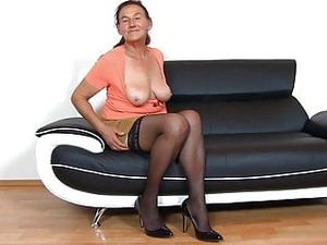 Mommy Linda Loves To Sit On The Face Of Young Boys