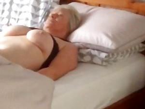 BBW Nude On Hidden Cam
