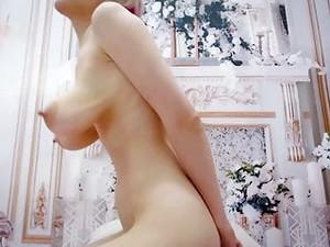 Hot Blode Woman Masturbate