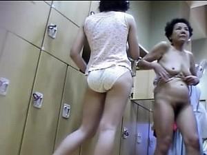 Naniwa - Hidden Cam Bath House [ SHD -02]
