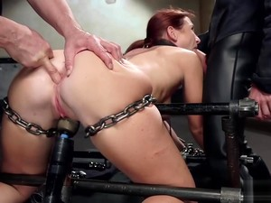 Sophia Locke Enjoys Some BDSM Pleasures