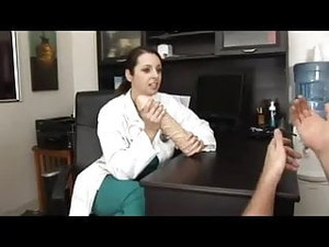 Doctor Does Whatever Her Desperate Patient Needs.