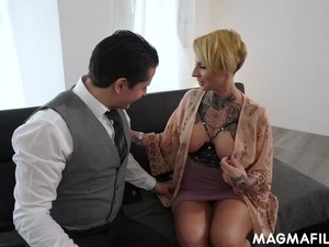Busty Horny Samy Fox Is On Fire For Hot Cheating Sex