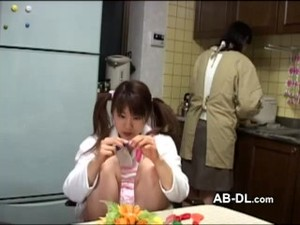 Diaper Japan Girl