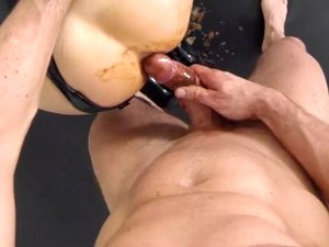 Dirty Ass To Mouth A2M Cock Sucking