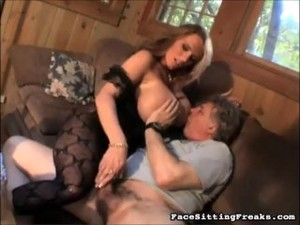 Pussy Licking Slave 49