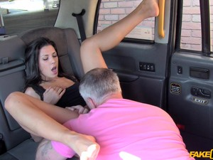 Fake Taxi Hardcore For A Young Babe With Little Experience